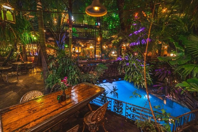 One of the best artistic places in Bali to experience boho vibe