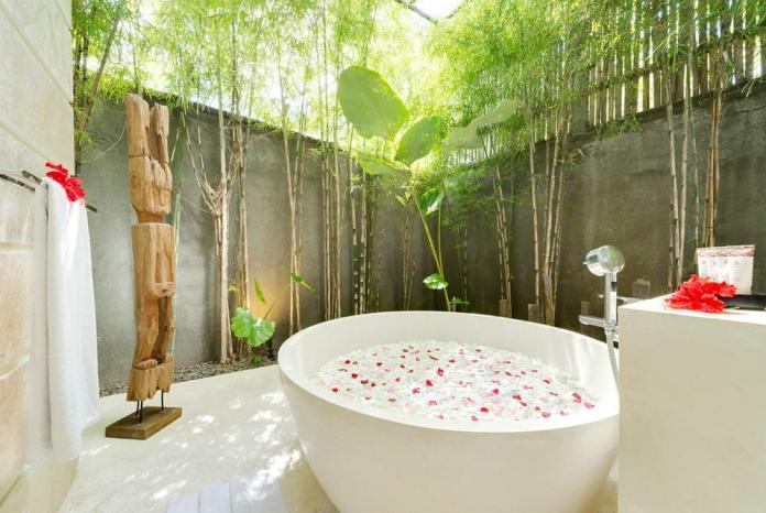 Most Instagrammable Luxury Bathtubs in Bali