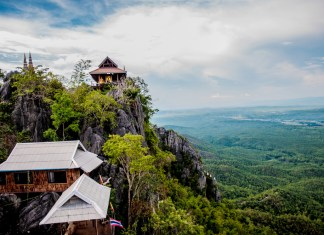 magical places in north of thailand