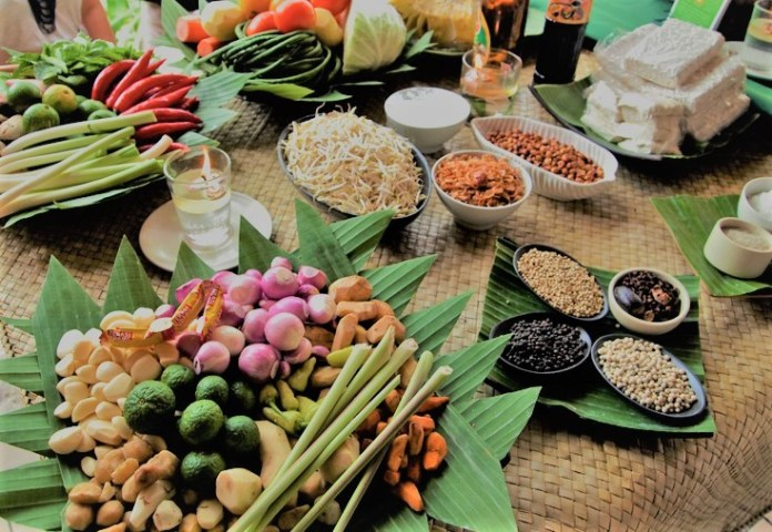 Indonesian herbs and spices