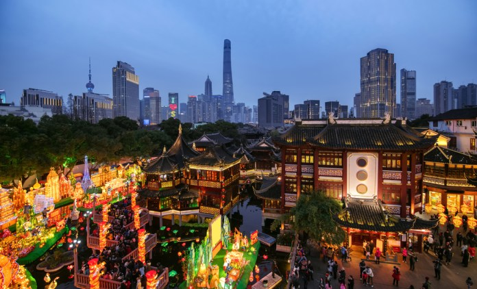 best destinations for chinese new year