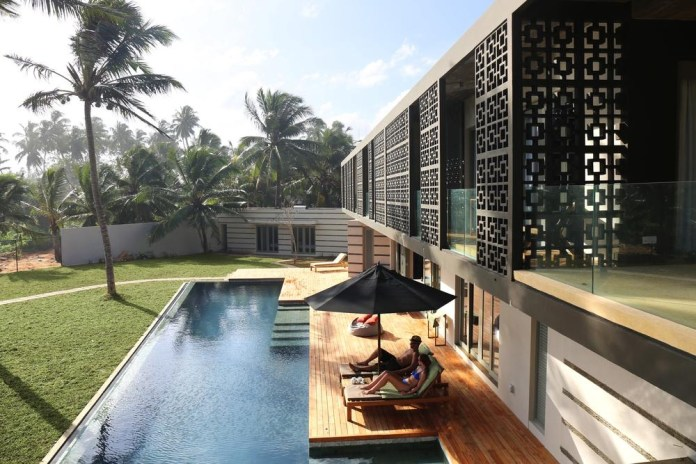 Luxury holiday villa in Sri Lanka, Talalla