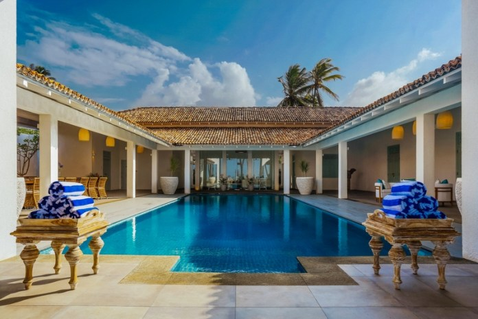 ISHQ Villa in Sri Lanka