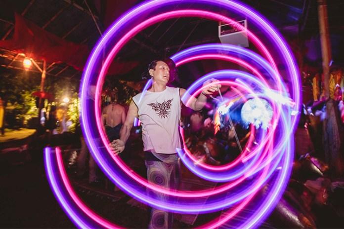 Bali spirit party