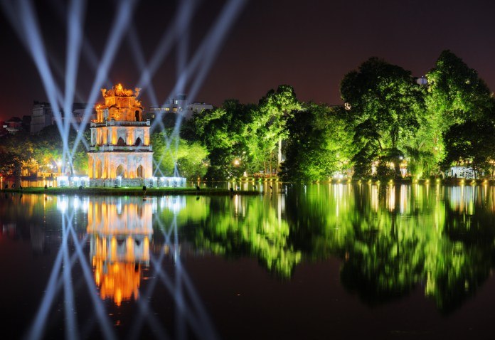 Enjoy the vibrant ambiance of Hanoi this St.Patrick's Day!