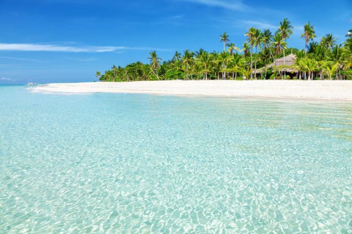 Bantayan Island, the Philippines