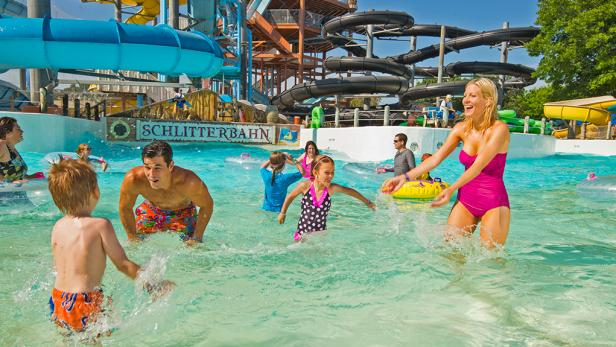 Best Water Parks for Kids  Family  Travel Channel