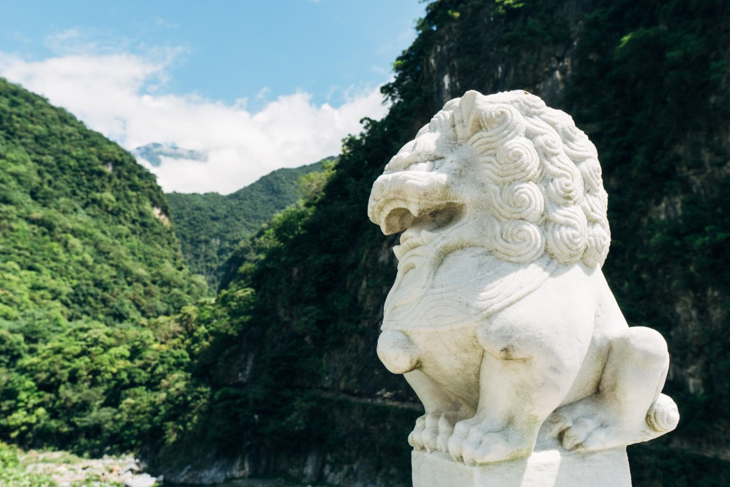 Shakadang trail @ Taroko, Hualian, Taiwan