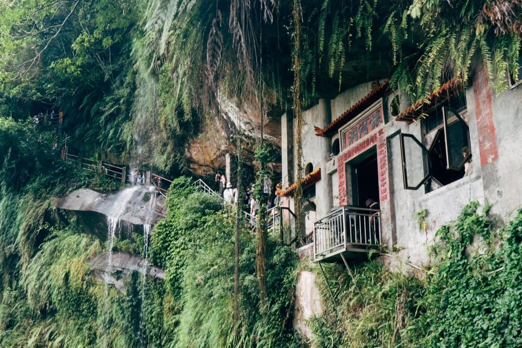 Yinhe Cave Hike, Taiwan