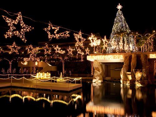 <直前だからお得!>日本で一番早いクリスマスをお得に楽しめる11月直前割宿泊プラン販売中