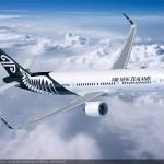 ニュージーランド航空、新機材購入計画発表