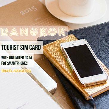 Bangkok - Sim Card - travel.joogo.sg