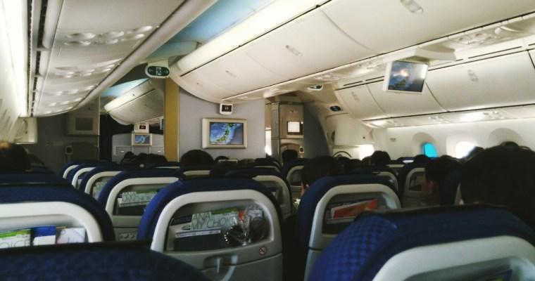 Fly from Tokyo to Hokkaido