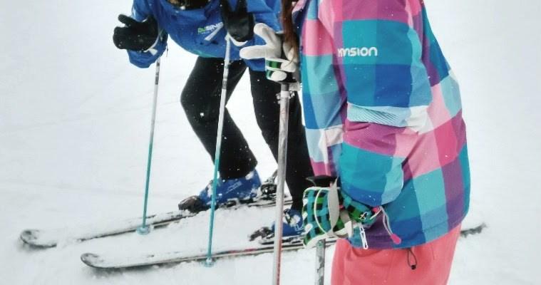 First Timer: Skiing at Niseko