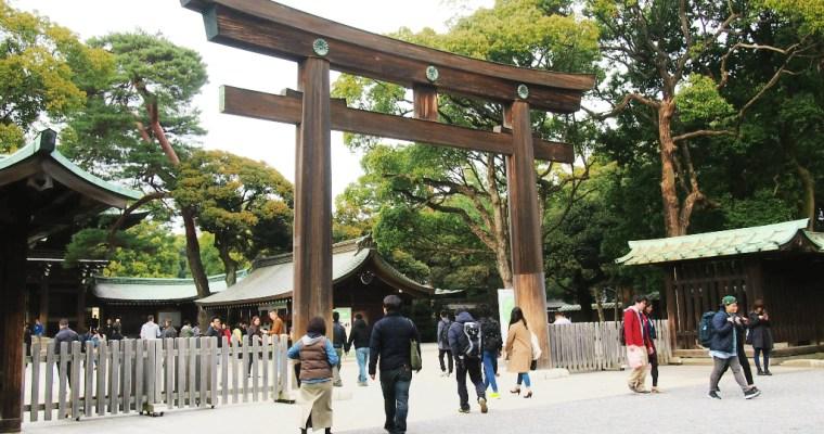 Meiji Jingu, Yoyogi Park and Ota Museum | Harajuku Tokyo (Part 1)