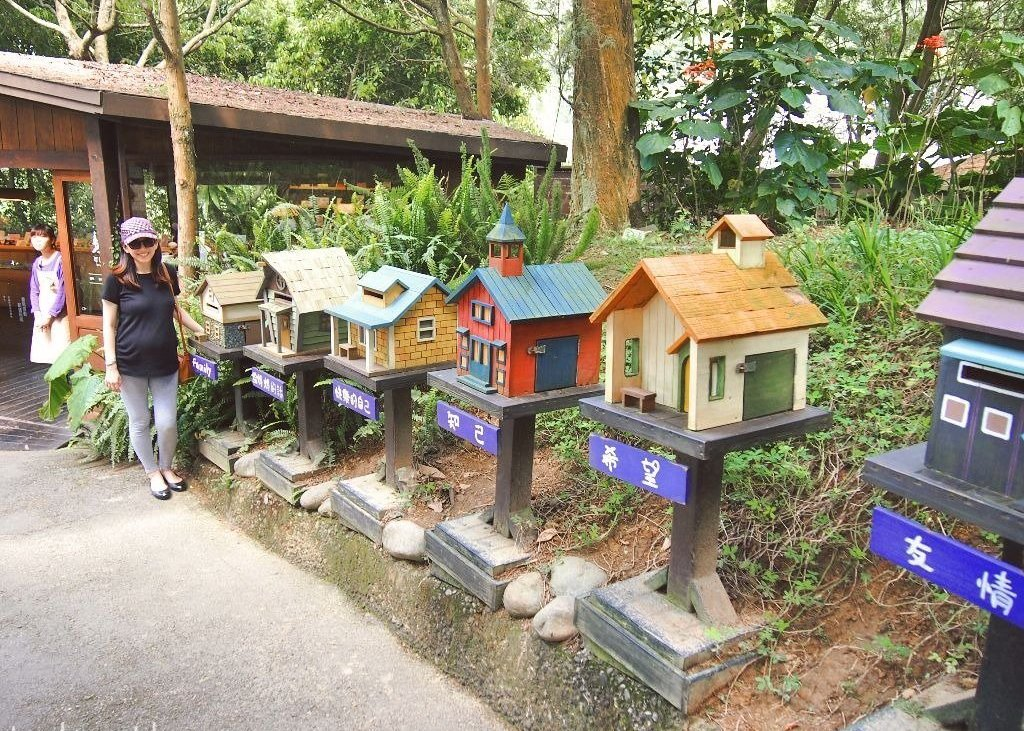 Lavender Cottage Postbox