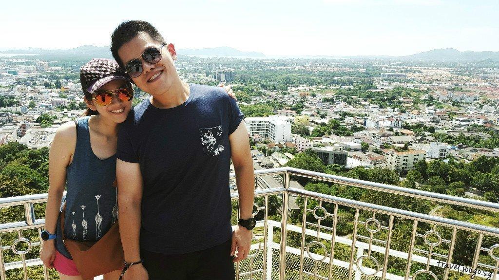 Khao Rang Hill - travel.joogostyle.com
