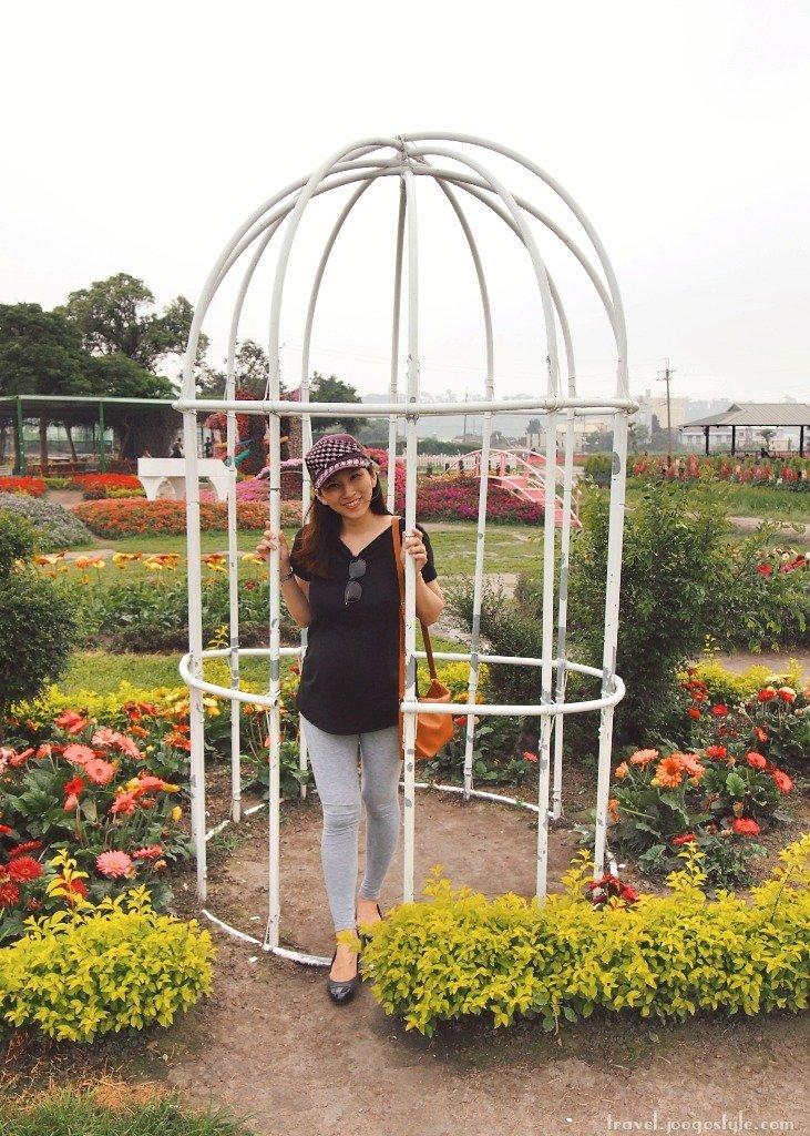 Taichung Flower Garden
