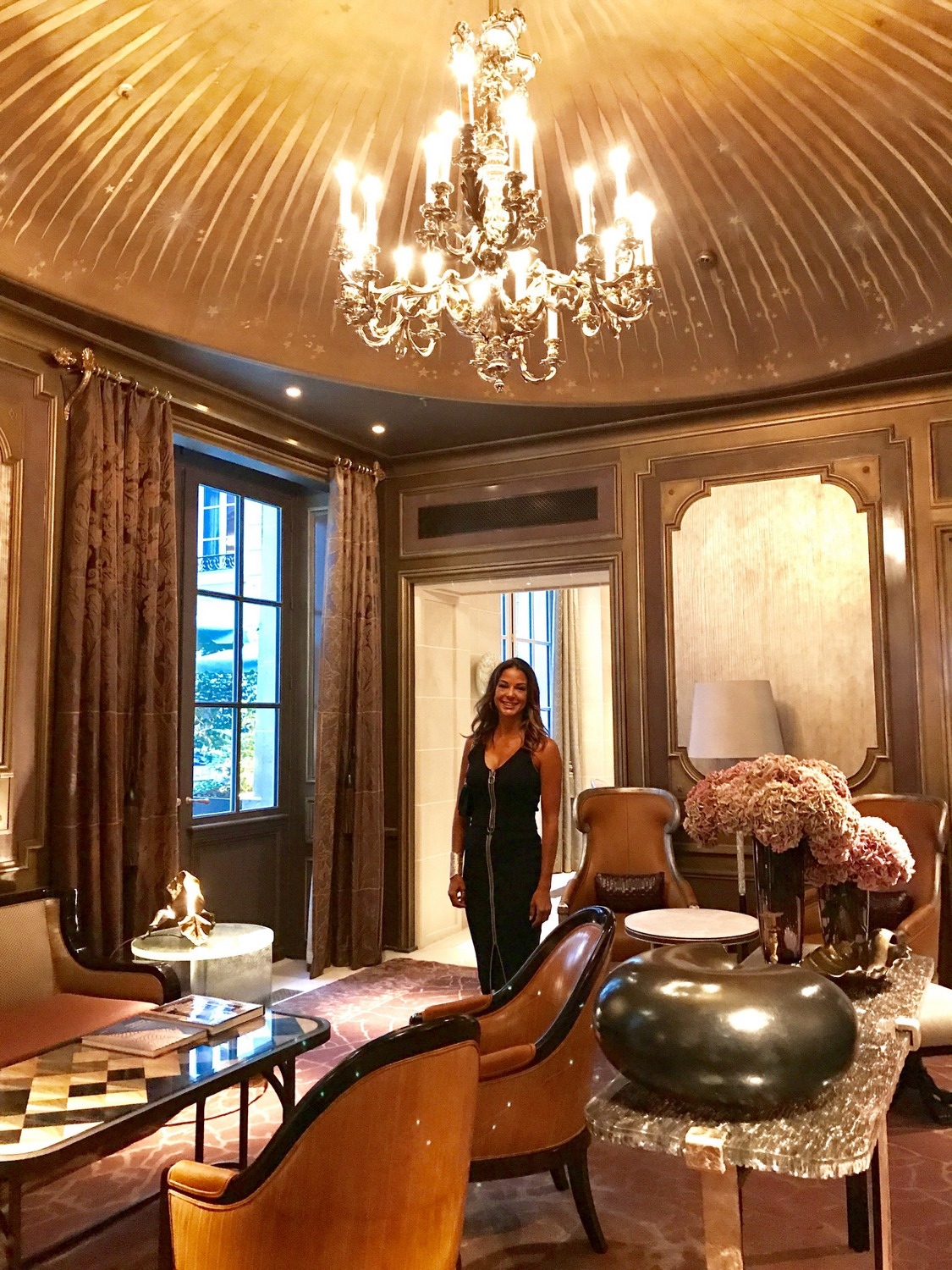 The Grand ReOpening of the Hotel de Crillon in Paris