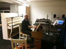 first purposeful rehearsal visit, two days in 4/2015