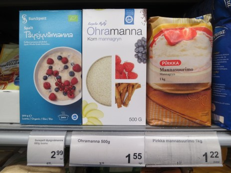 is manna a thing we can get in the US? in Sweden? i've only ever encountered it in Latvia