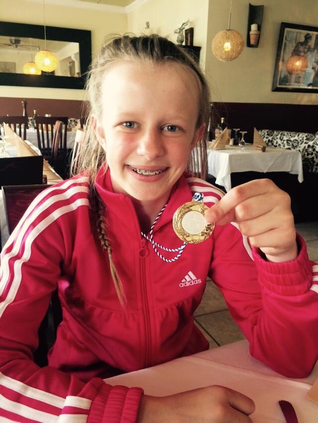 Sieger Niederbayerische Mehrkampfmeisterschaften 17.05.2015 Landshut