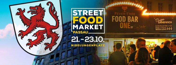Streetfood Market Passau, Passau, foodblogger, travel