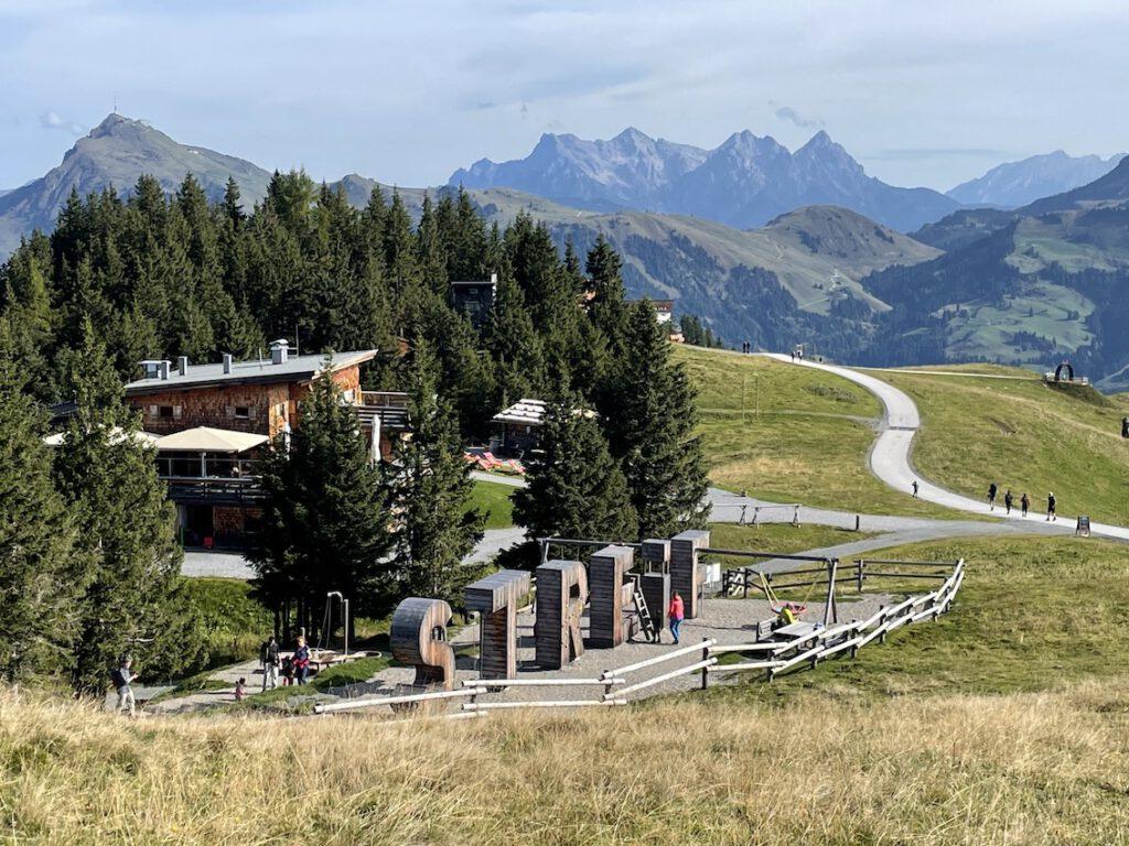 Streif Kitzbühel - mosi-unterwegs
