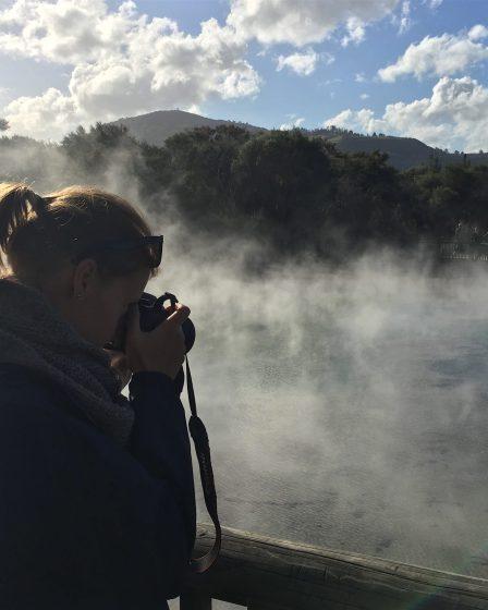 Rotorua - Kuirau Park