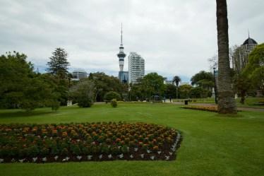 Auckland - Albert Park