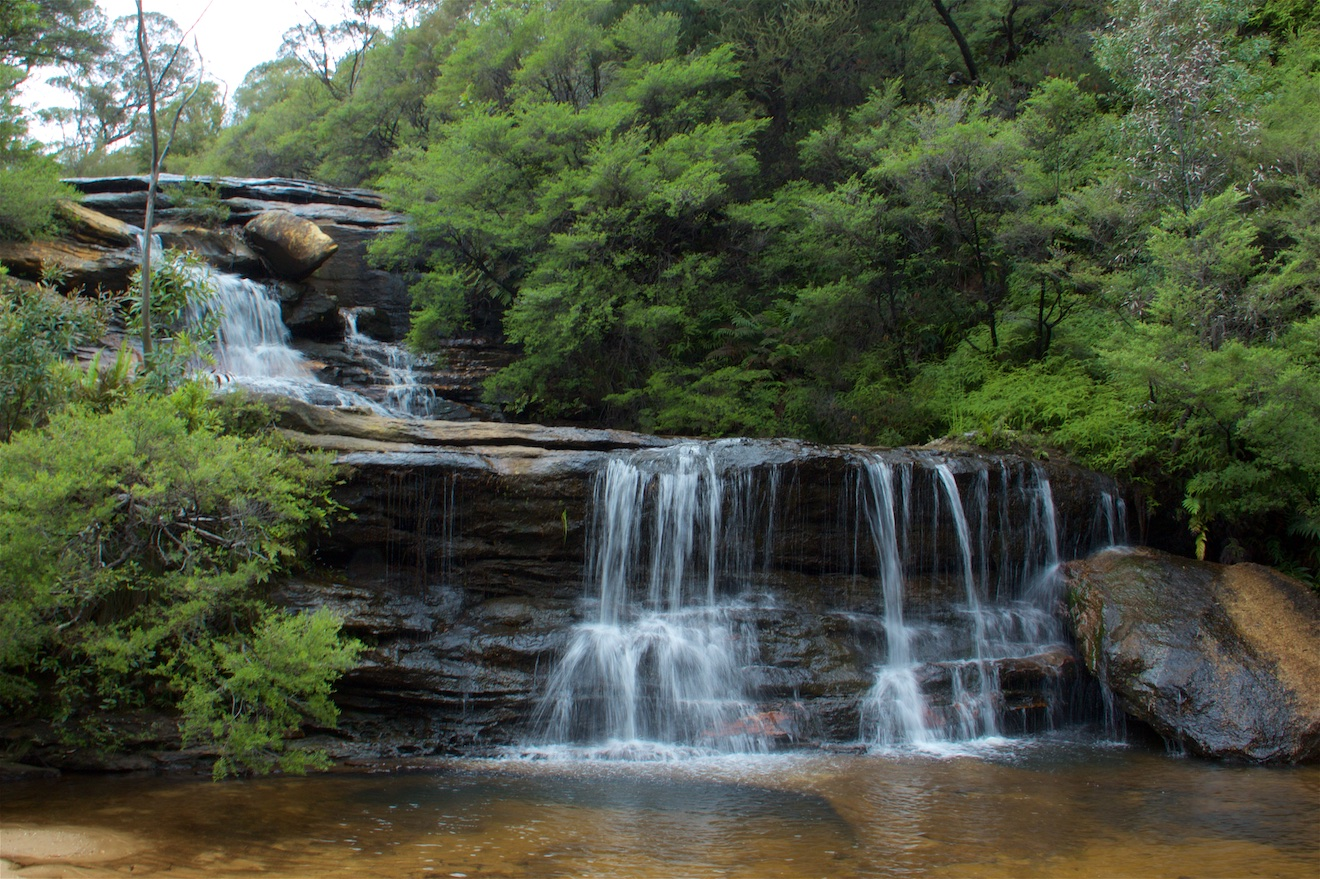 Blue Mountains - Wentworth Falls