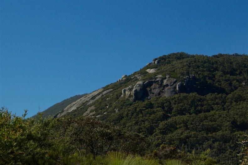 Wilsons Promontory - Mount Bishop