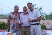 <h5>July 25, party at theio Dimitris</h5>