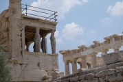 <h5>Erechtheion, side view</h5>