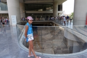 <h5>Akropolis Museum</h5><p>Construction crews found yet more antiquities. The left them intact. Glass floor.</p>