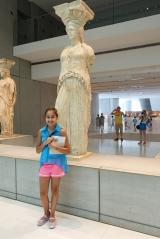 <h5>Akropolis Museum, The Karyatides</h5>