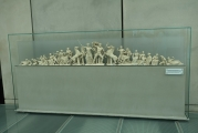 <h5>Akropolis Museum</h5><p>Model of the Parthenon decorations.</p>