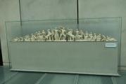 <h5>Akropolis Museum</h5><p>Model of the Parthenon decorations.</p>