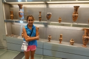 <h5>Akropolis Museum</h5><p>Archaic period, 800 BC – 480 BC</p>
