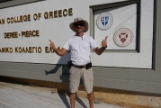 <h5>Deree College, 25 years later!</h5><p>First time back in 25 years.</p>