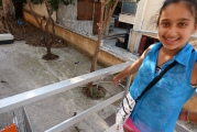 <h5>At Apostolos and Eleni`s house</h5><p>Stray cats, which become domesticated. Everywhere in Athens. Living outside, of course. Chasing snakes and other harmful animals. A great symbiosis with humans. </p>