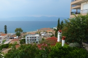 <h5>View from Fotis home, Aigion</h5>
