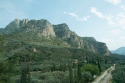 <h5>Valleys and gorges</h5>