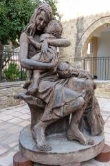 <h5>Refugees - motherhood</h5>