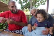 <h5>Cousin Marios family vacationing</h5>
