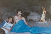 <h5>Camping at sea-side at Takkas Bay</h5>
