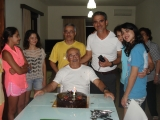 <h5>Happy 80th, dad! From Marina's roll.</h5>