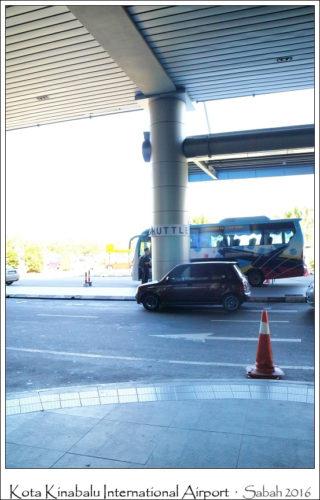 [交通] 沙巴 / 機場巴士 / 時間疏落 - KaKaKa.Fly