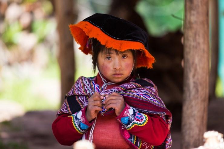 The Giving Lens Peru Michael Bonocore
