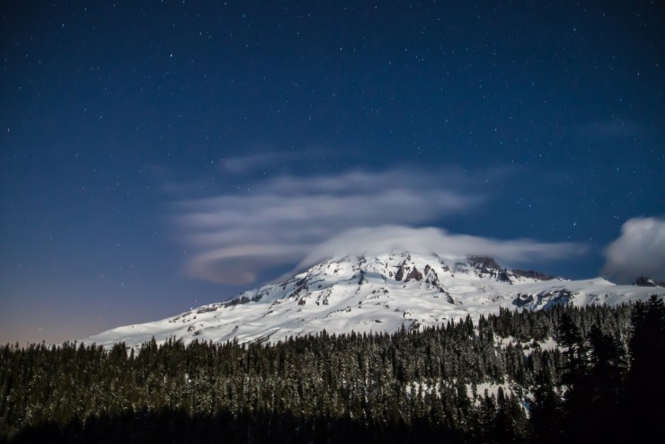 Andrew Studer Restless Mt rainier